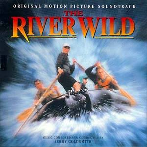 Jerry Goldsmith: River Wild, The - Cover