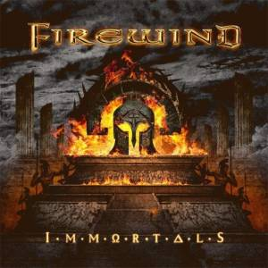 Cover - Firewind: Immortals