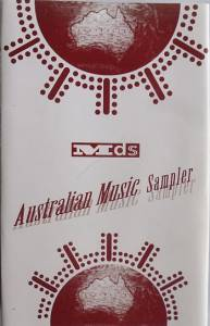 Cover - Whipper Snappers, The: Australian Music Sampler