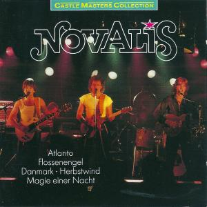 Novalis: Castle Masters Collection - Cover