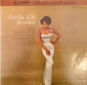 Cover - Eartha Kitt: Revisited