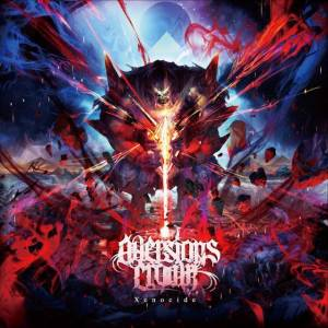 Aversions Crown: Xenocide - Cover