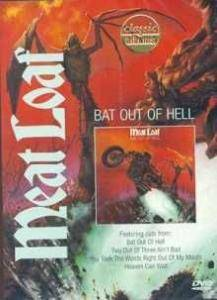 Meat Loaf: Bat Out Of Hell - Cover