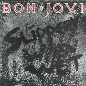 Bon Jovi: Slippery When Wet (CD) - Bild 1