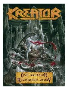 Kreator: Live Kreation - Revisioned Glory - Cover