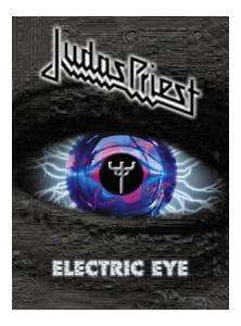 Judas Priest: Electric Eye - Cover