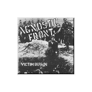 Agnostic Front: Victim In Pain - Cover
