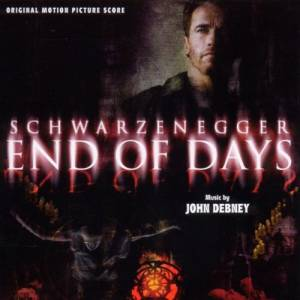 Cover - John Debney: End Of Days