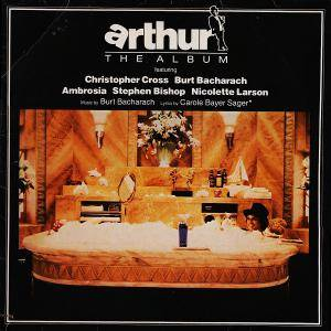 Arthur - The Album - Cover