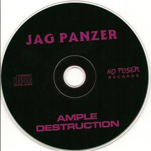 Jag Panzer: Ample Destruction (CD) - Bild 3