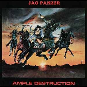 Jag Panzer: Ample Destruction (CD) - Bild 1