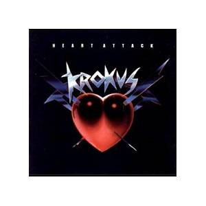 Krokus: Heart Attack - Cover