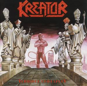 Kreator: Terrible Certainty (LP) - Bild 1