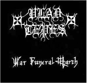 Cover - Vlad Tepes: War Funeral March