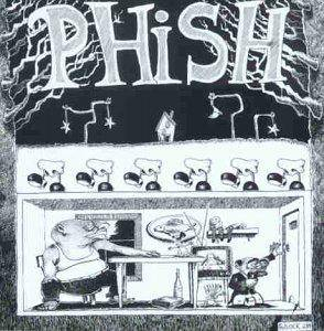 Cover - Phish: Junta