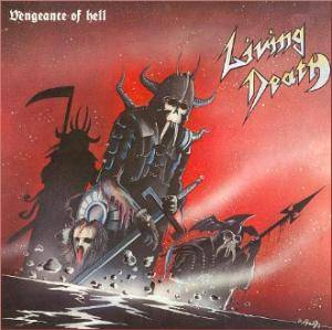 Living Death: Vengeance Of Hell - Cover