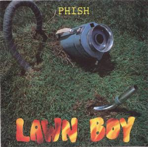 Cover - Phish: Lawn Boy