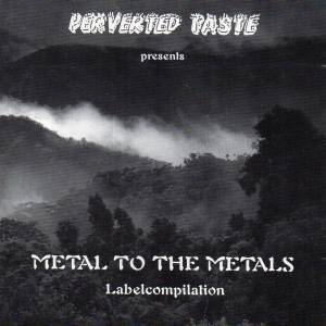 Metal To The Metals (Promo-CD) - Bild 1