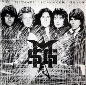 Cover - Michael Schenker Group: MSG