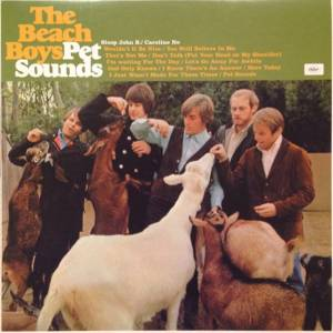 The Beach Boys: Pet Sounds - Cover