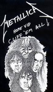 Metallica: Cliff 'em All (VHS) - Bild 1