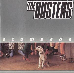 Cover - Busters, The: Stompede