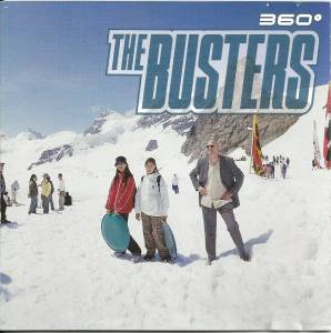 Cover - Busters, The: 360°