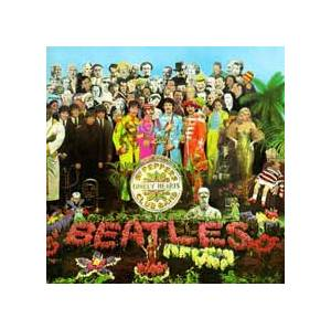 The Beatles: Sgt. Pepper's Lonely Hearts Club Band - Cover