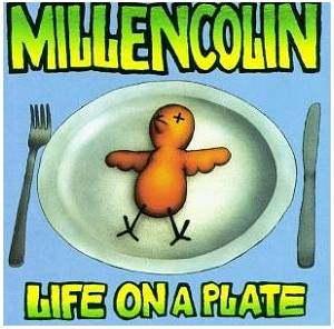 Millencolin: Life On A Plate - Cover