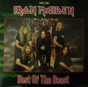 Iron Maiden: Best Of The Beast (4-LP) - Bild 3