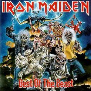 Iron Maiden: Best Of The Beast (4-LP) - Bild 1