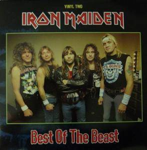 Iron Maiden: Best Of The Beast (4-LP) - Bild 5