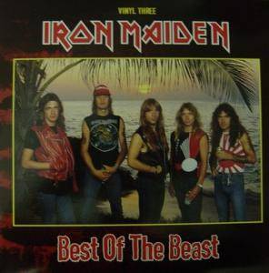 Iron Maiden: Best Of The Beast (4-LP) - Bild 7