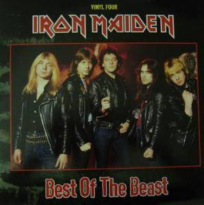 Iron Maiden: Best Of The Beast (4-LP) - Bild 9