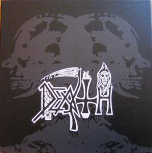 Death: Picture LP Boxed Set - Cover