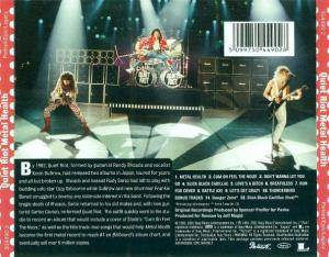 Quiet Riot: Metal Health (CD) - Bild 2