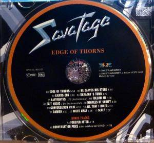 Savatage: Edge Of Thorns (CD) - Bild 2