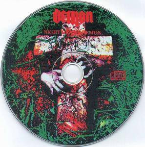 Demon: Night Of The Demon (CD) - Bild 3