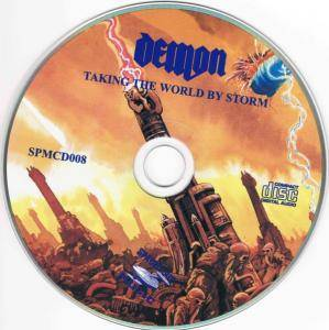 Demon: Taking The World By Storm (CD) - Bild 5