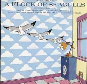 A Flock Of Seagulls: Best Of A Flock Of Seagulls, The - Cover
