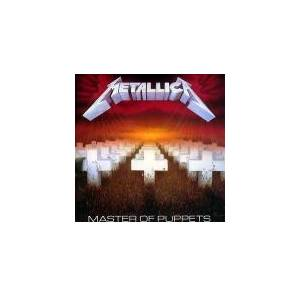Metallica: Master Of Puppets - Cover