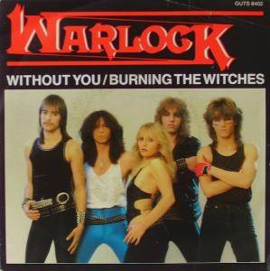 Cover - Warlock: Without You