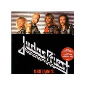 Judas Priest: Night Crawler - Cover