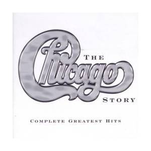 Chicago: The Chicago Story: Complete Greatest Hits - Cover