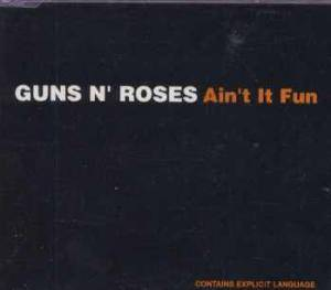 Guns N' Roses: Ain't It Fun (Single-CD) - Bild 1