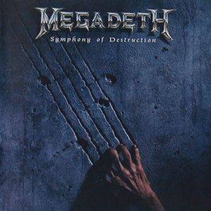Megadeth: Symphony Of Destruction - Cover
