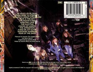 Iron Maiden: Fear Of The Dark (CD) - Bild 2