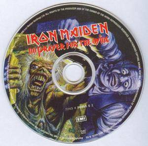 Iron Maiden: No Prayer For The Dying (CD) - Bild 3