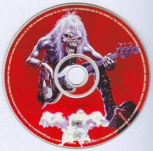 Iron Maiden: A Real Live Dead One (2-CD) - Bild 3
