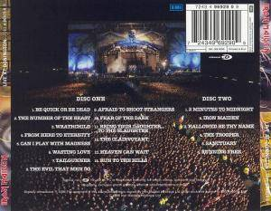 Iron Maiden: Live At Donington (2-CD) - Bild 2